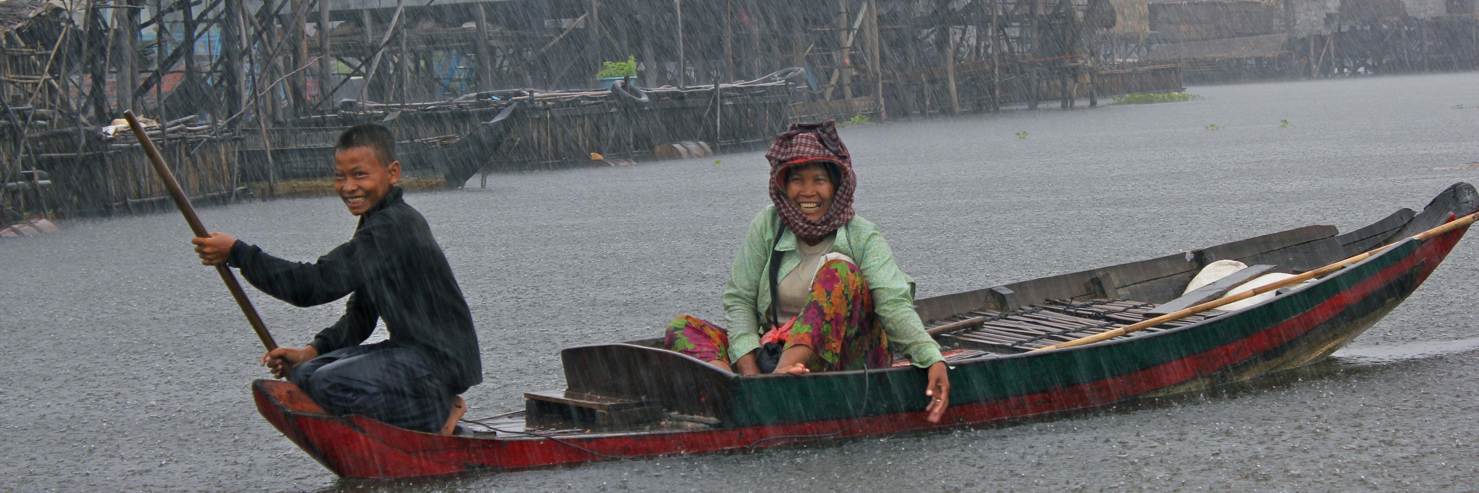 Siem Reap - Kambodża